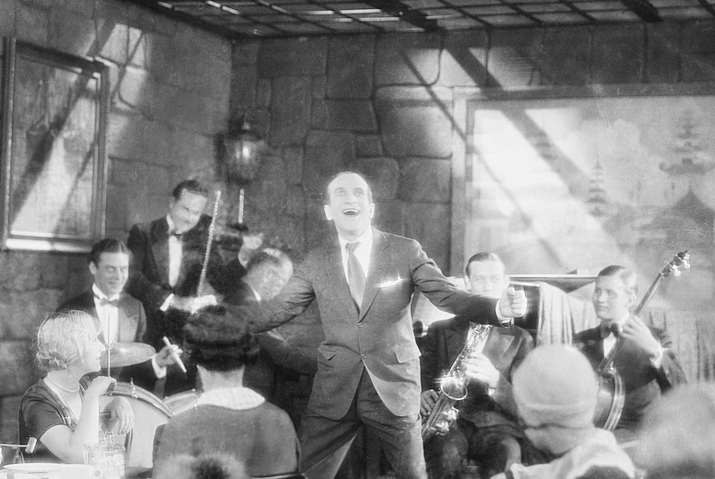 *The Jazz Singer*. 1928. USA. Directed by Alan Crosland. Image courtesy MoMA Film Archives