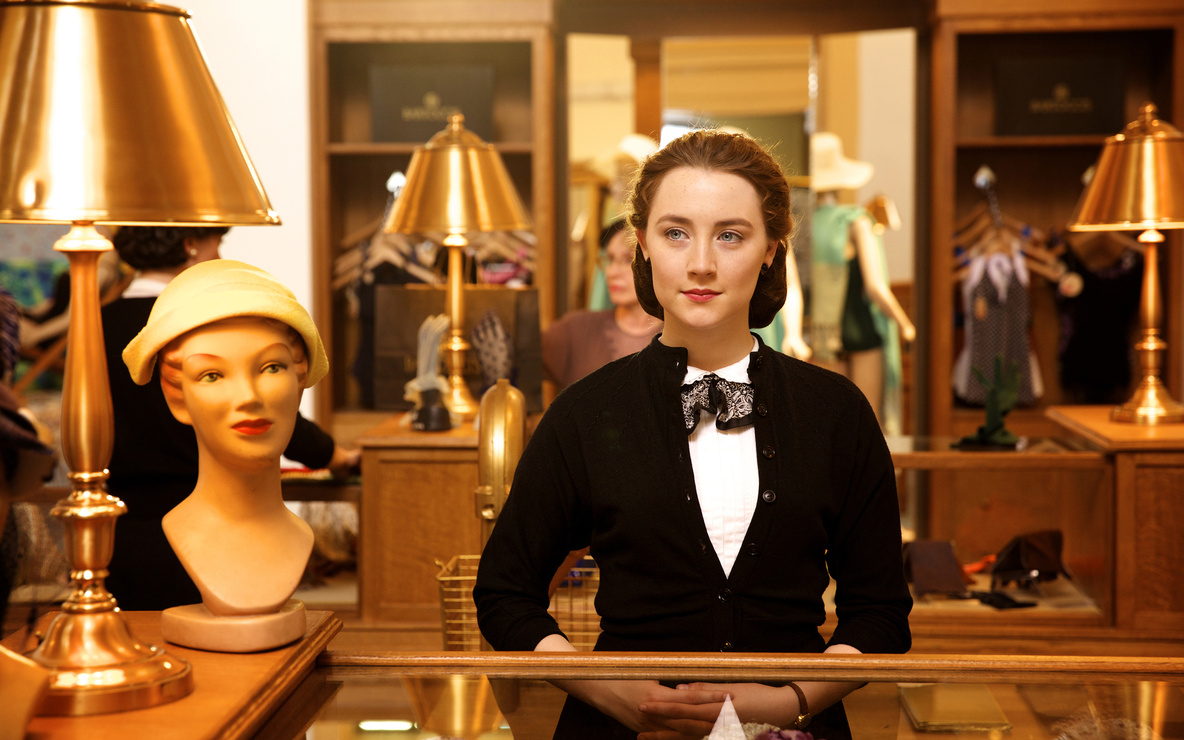 *Brooklyn*. 2015. USA/UK/Ireland. Directed by John Crowley. Courtesy of Fox Searchlight Pictures