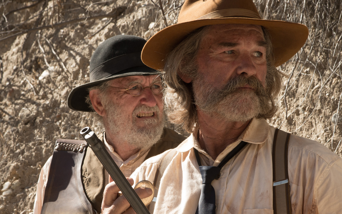 *Bone Tomahawk*. 2015. USA. Directed by S. Craig Zahler. Courtesy of Calber Media