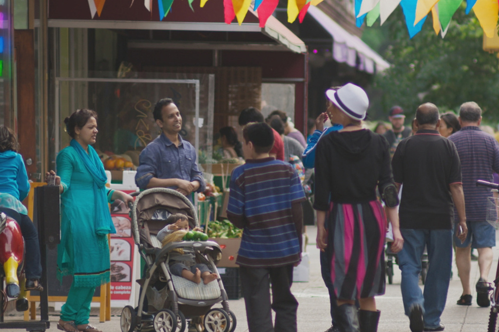 In Jackson Heights. 2015. USA. Directed by Frederick Wiseman. Courtesy of Zipporah Films