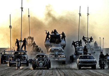 Mad Max: Fury Road. 2015. USA/Australia. Directed by George Miller. Courtesy of Warner Bros.