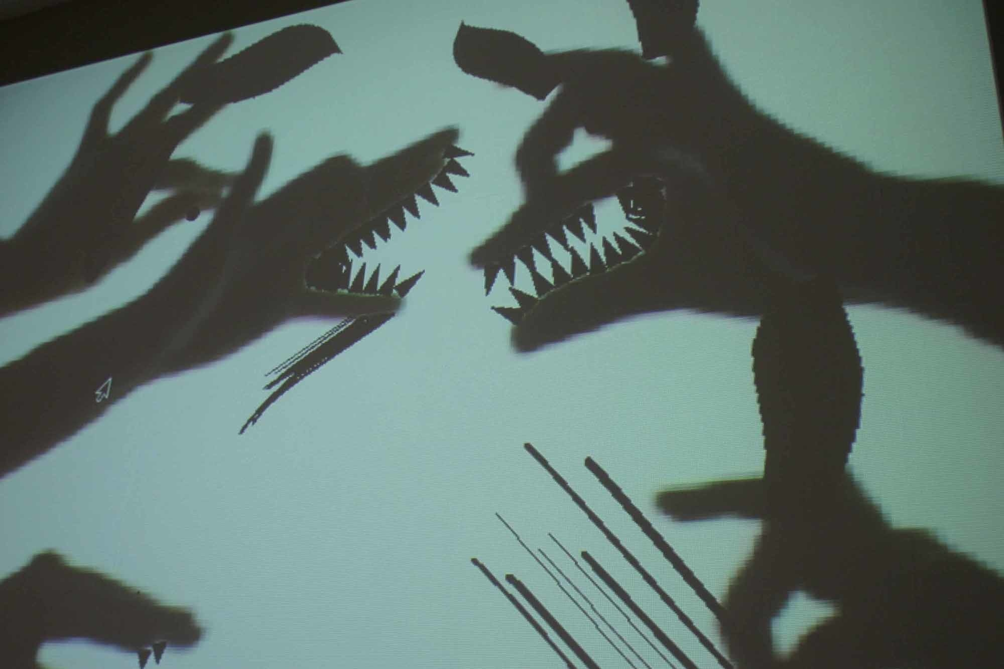 Shadow Monsters | MoMA