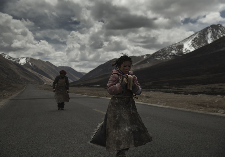 Paths of the Soul (Kang Rinpoche). 2015. China. Directed by Zhang Yang. Courtesy of Icarus Films