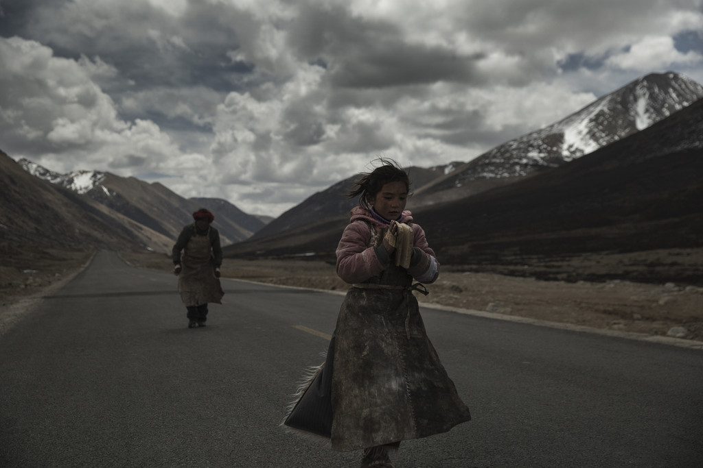 *Paths of the Soul* (*Kang Rinpoche*). 2015. China. Directed by Zhang Yang. Courtesy of Icarus Films