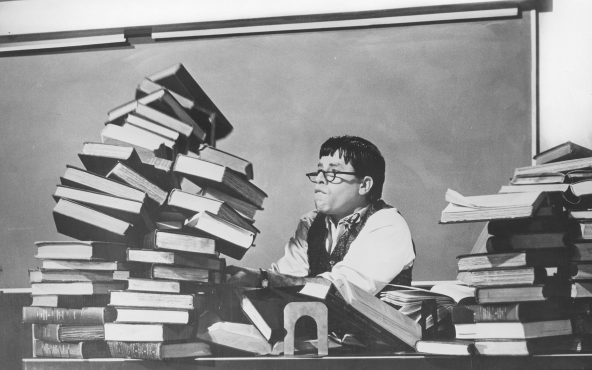*The Nutty Professor*. 1963. USA. Directed by Jerry Lewis