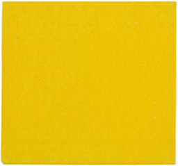 Ellsworth Kelly. *Yellow* from the series *Line Form Color.* 1951. Colored Paper. 7 1/2 × 8″ (19 × 20.3 cm). Gift of the artist and purchased with funds provided by Jo Carole and Ronald S. Lauder, Sarah-Ann and Werner H. Kramarsky, Mr. and Mrs. James R. Hedges, IV, Kathy and Richard S. Fuld, Jr. and Committee on Drawings Funds. © 2008 Ellsworth Kelly