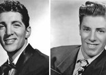 Dean Martin and Jerry Lewis. Courtesy of Bob Furmanek
