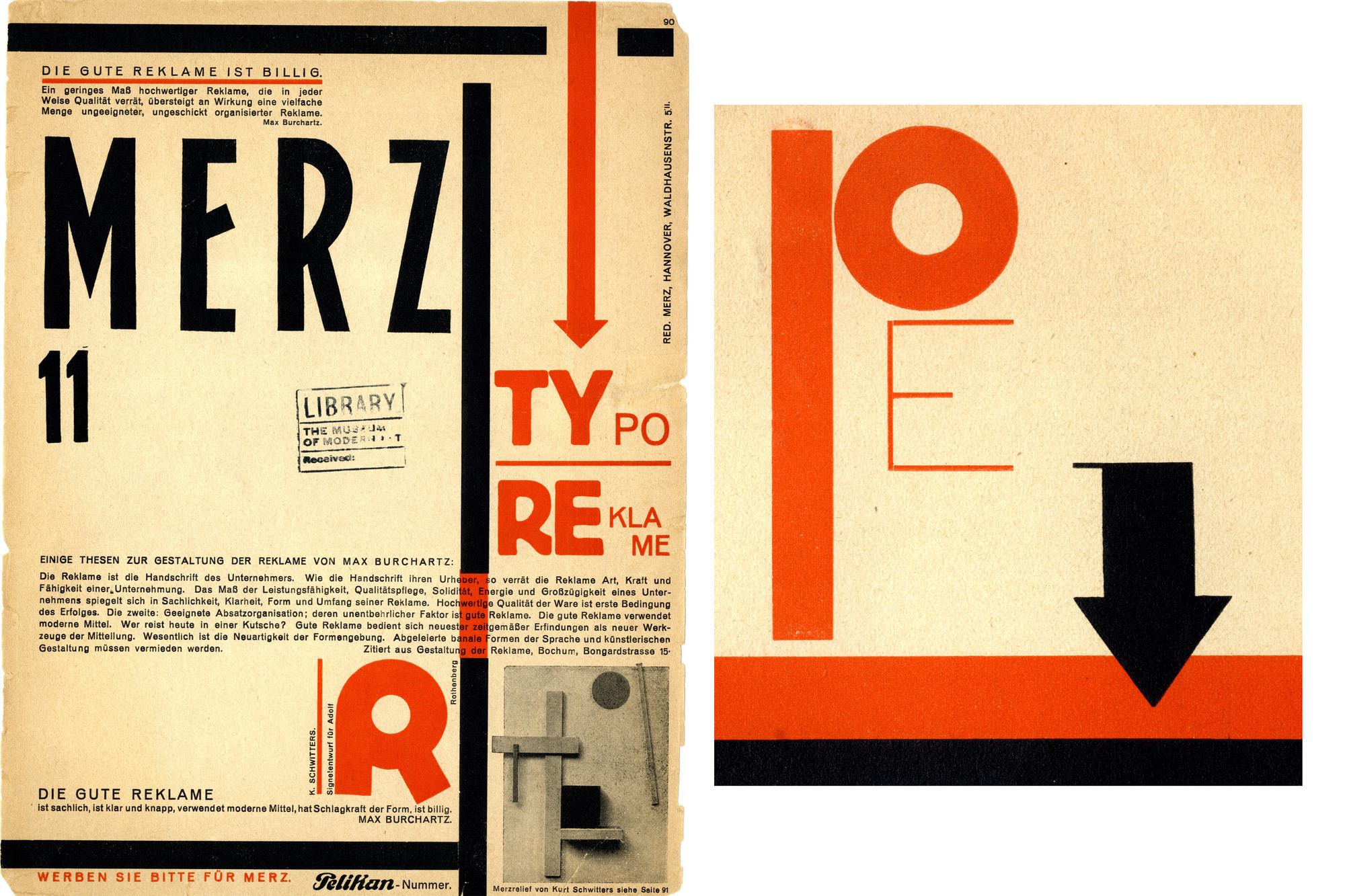 THE ELECTRO-LIBRARY: European Avant-Garde Magazines from the
