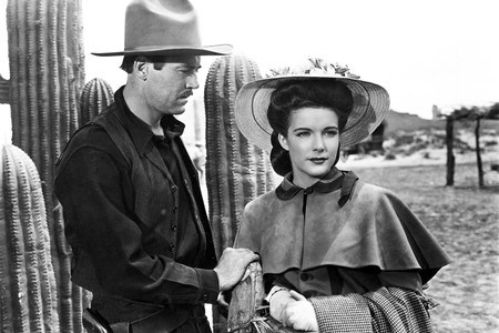 My Darling Clementine. 1946. USA. Directed by John Ford. Courtesy Twentieth Century Fox Film Corporation/Photofest