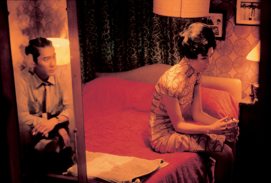 *In the Mood for Love*. 2000. Hong Kong. Directed by Wong Kar Wai