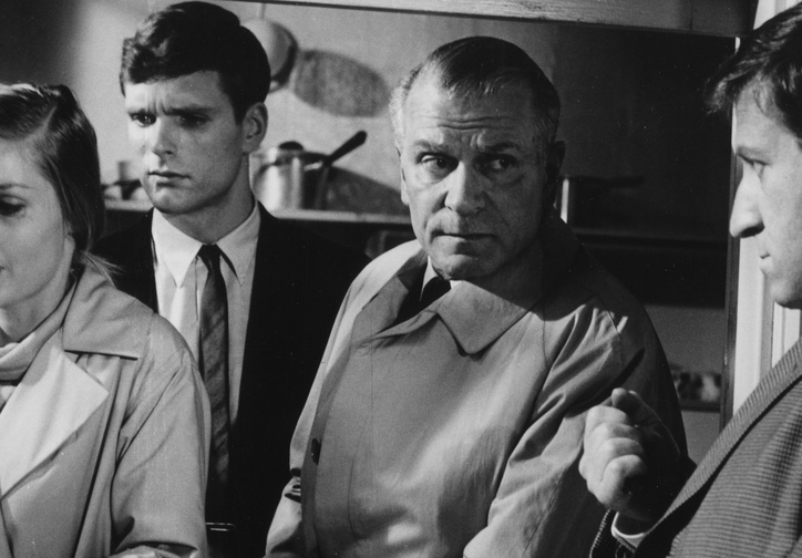 Bunny Lake Is Missing. 1965. Great Britain. Directed by Otto Preminger