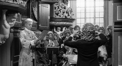 Chronik der Anna Magdalena Bach (Chronicle of Anna Magdalena Bach). 1967. West Germany/Italy. Written and directed by Danièle Huillet, Jean-Marie Straub