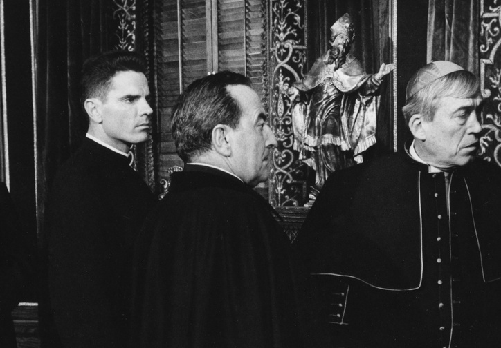 The Cardinal. 1963. USA. Directed by Otto Preminger