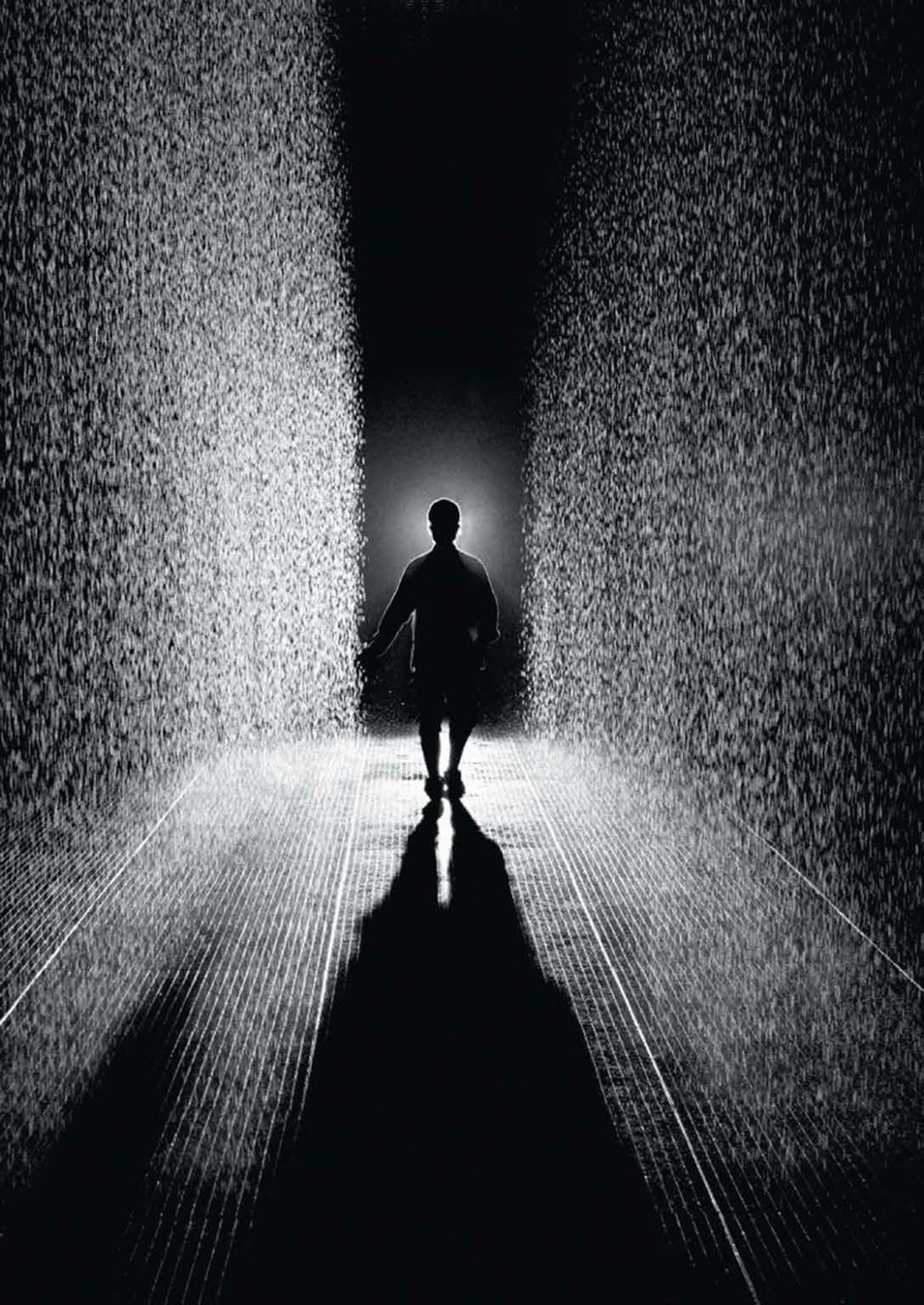 Rain Room | MoMA