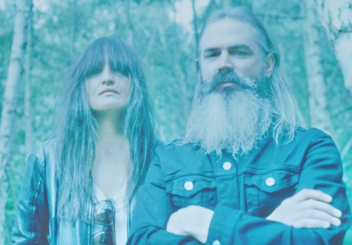Moon Duo. Photo: Antonio Curcetti