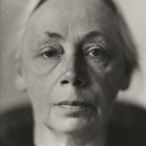 "Lotte Jacobi. Käthe Kollwitz. June, 1931. Gelatin silver print, 10 x 7 3/4"" (25.4 x 19.6 cm). David H. McAlpin Fund. © Lotte Jacobi Collection, University of New Hampshire"