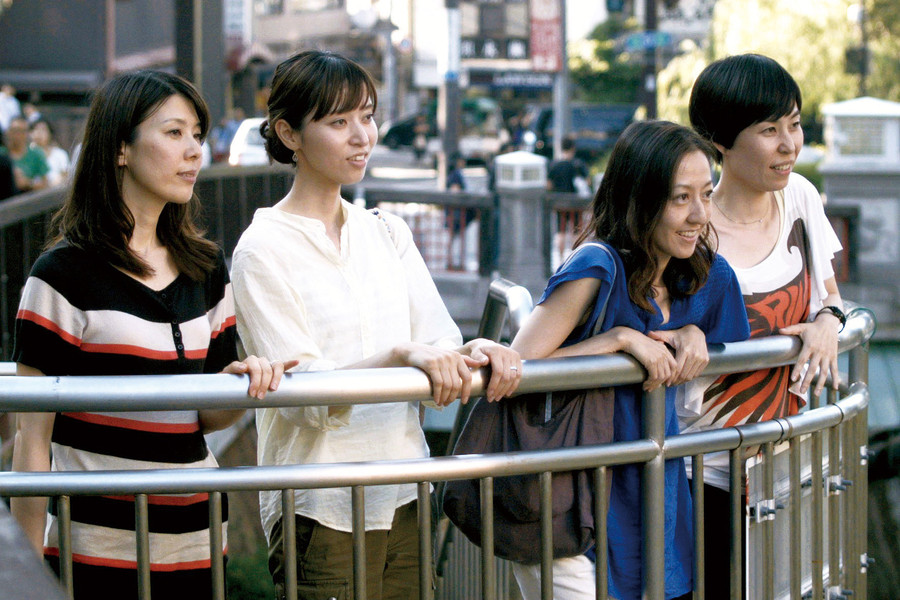 <em>Happy Hour</em>. 2015. Japan. Directed by Ryusuke Hamaguchi. Courtesy of the filmmaker