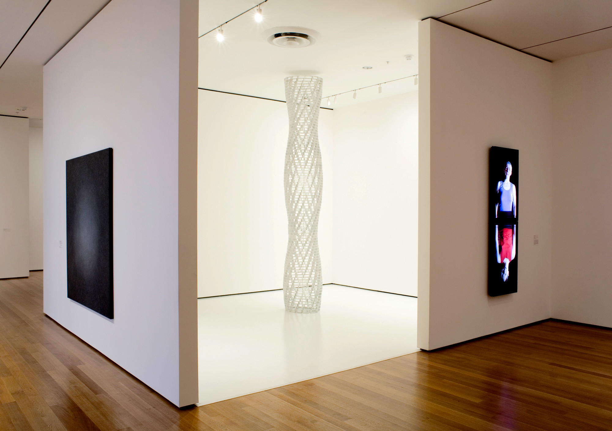 Installation view of Without Boundary: Seventeen Ways of Looking at The Museum of Modern Art, New York. Photo: Thomas Griesel