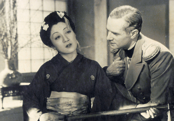 Yoshiwara. 1937. France. Directed by Max Ophuls. Courtesy of Collection Musée Gaumont