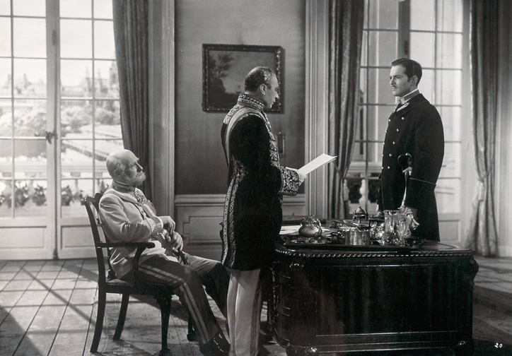 De Mayerling à Sarajevo. 1940. France. Directed by Max Ophuls. Courtesy of Collection Musée Gaumont