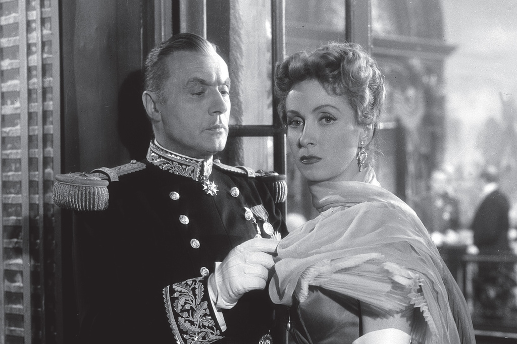 Madame de…(The Earrings of Madame de…). 1953. France. Directed by Max Ophuls. Courtesy of Collection Musée Gaumont