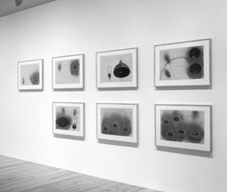 Installation view of A Decade of Collecting: Selected Recent Acquisitions in Modern Drawing at The Museum of Modern Art, New York. Photo: Thomas Griesel