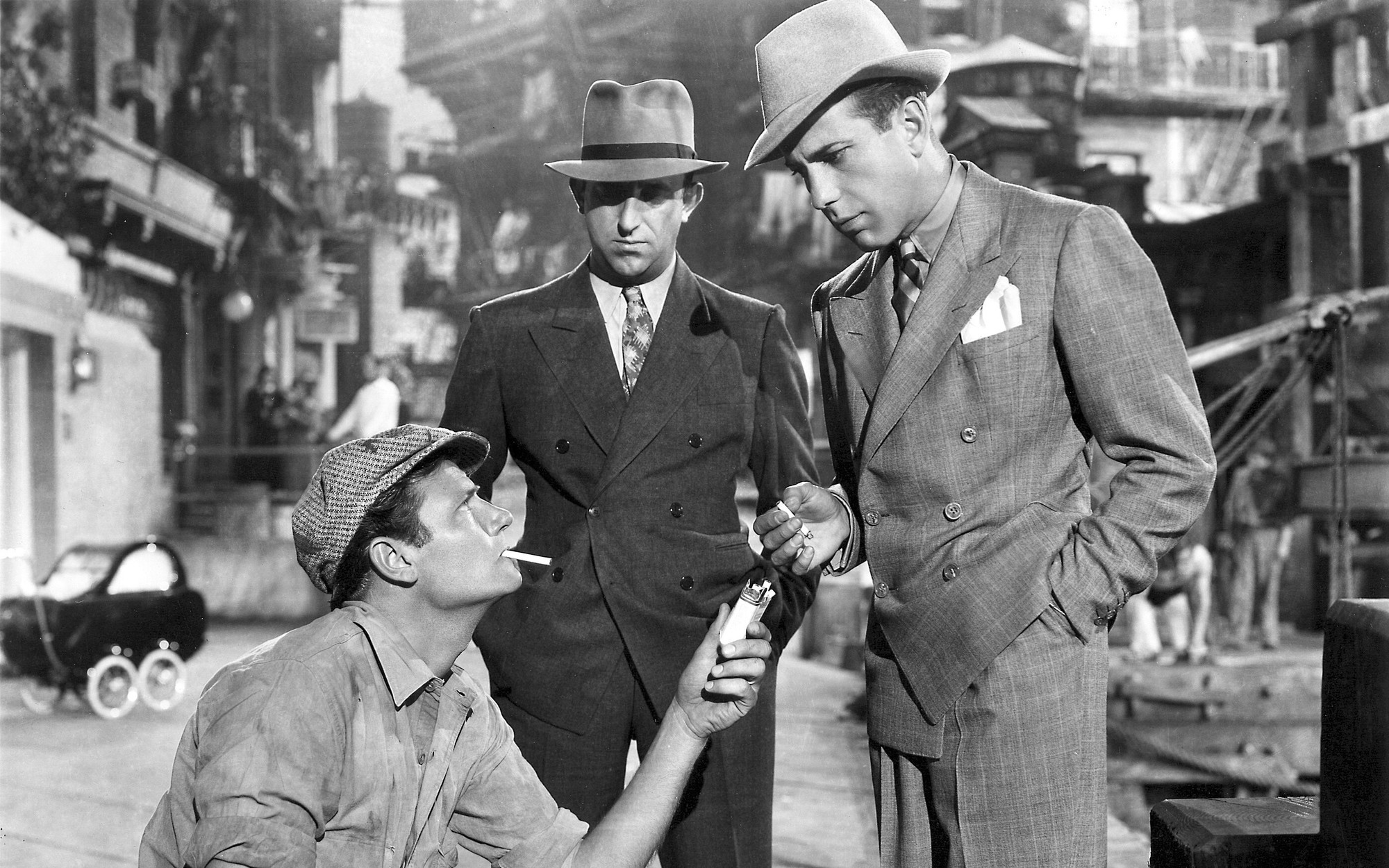 Dead End 1937 Directed By William Wyler Moma