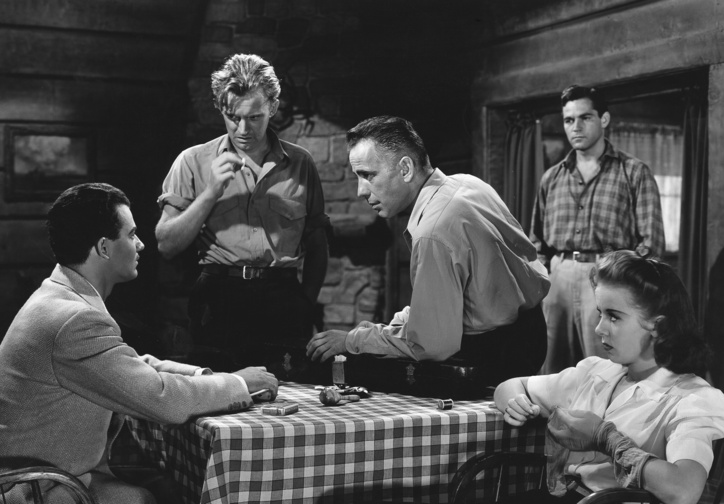 High Sierra. 1941. USA. Directed by Raoul Walsh