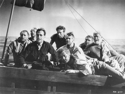 Action in the North Atlantic. 1943. USA. Directed by Lloyd Bacon