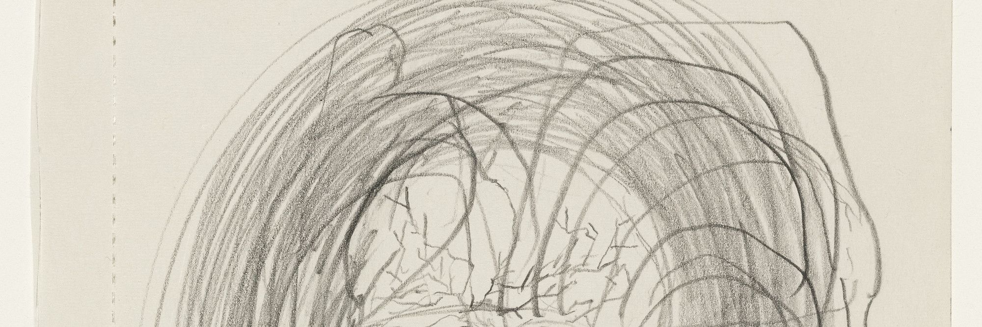 Joseph Beuys. Untitled. 1974. Pencil on paper, 8 1/2 × 5 3/8″ (21.6 × 13.7 cm). Gift of the artist. © 2016 Artists Rights Society (ARS), New York / VG Bild-Kunst, Bonn