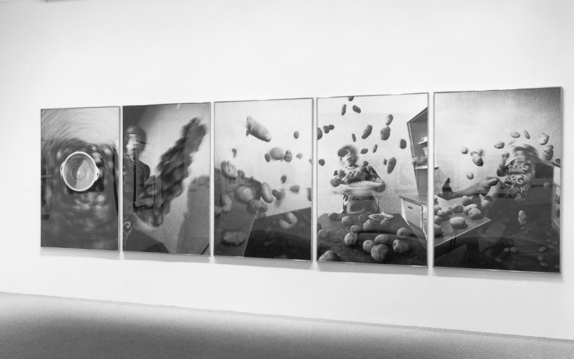 Installation view of *Recent Acquisitions: Photography* at The Museum of Modern Art, New York. Photo: Mali Olatunji