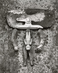 Frederick Sommer. Valise d'Adam. 1949. Gelatin silver print, 9 3/8 × 7 3/8ʺ (23.6 × 18.8 cm). Gift of the photographer