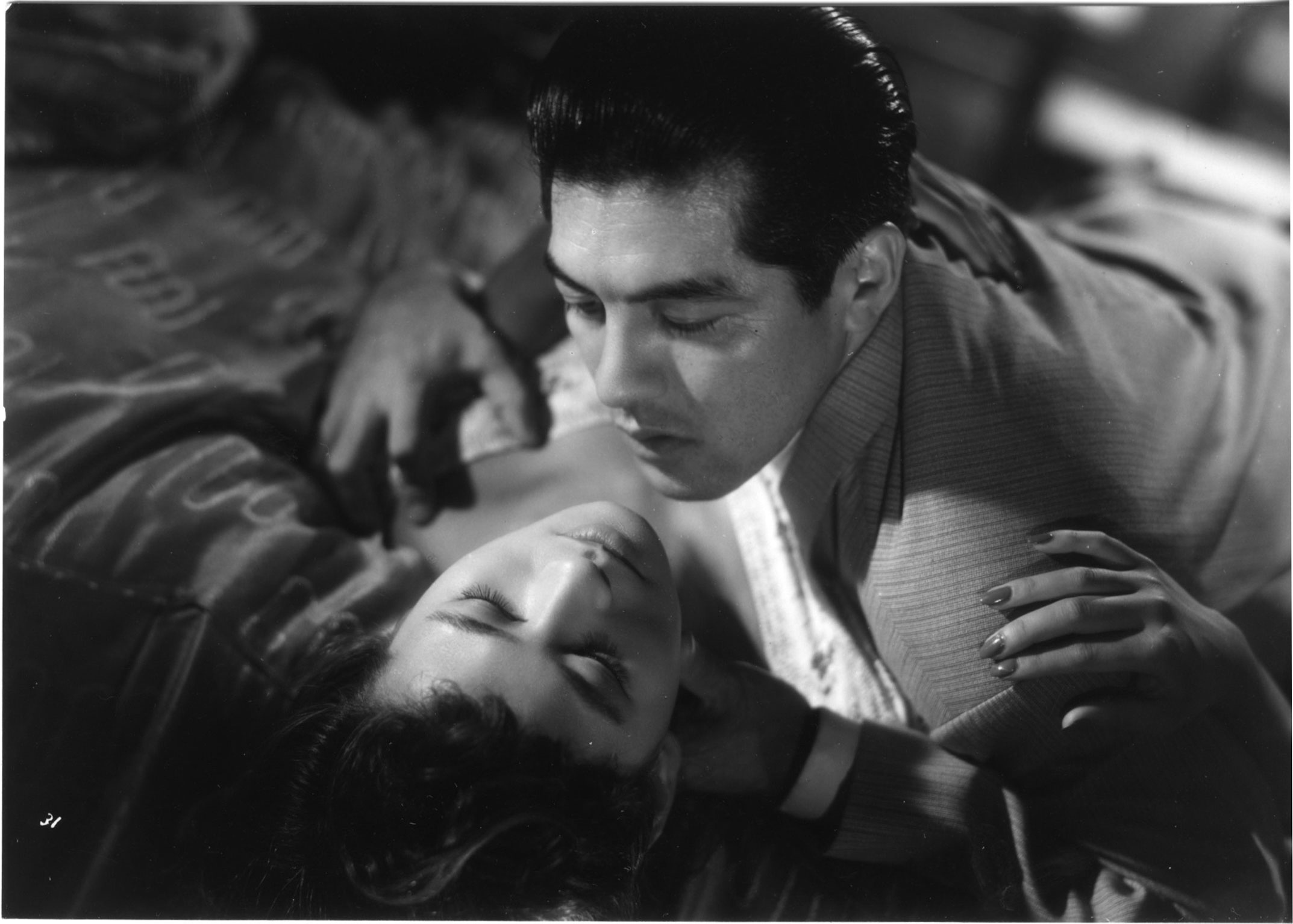 A Hole of My Own Making. 1955. Japan. Directed by Tomu Uchida. Courtesy of National Film Center, The National Museum of Modern Art, Tokyo