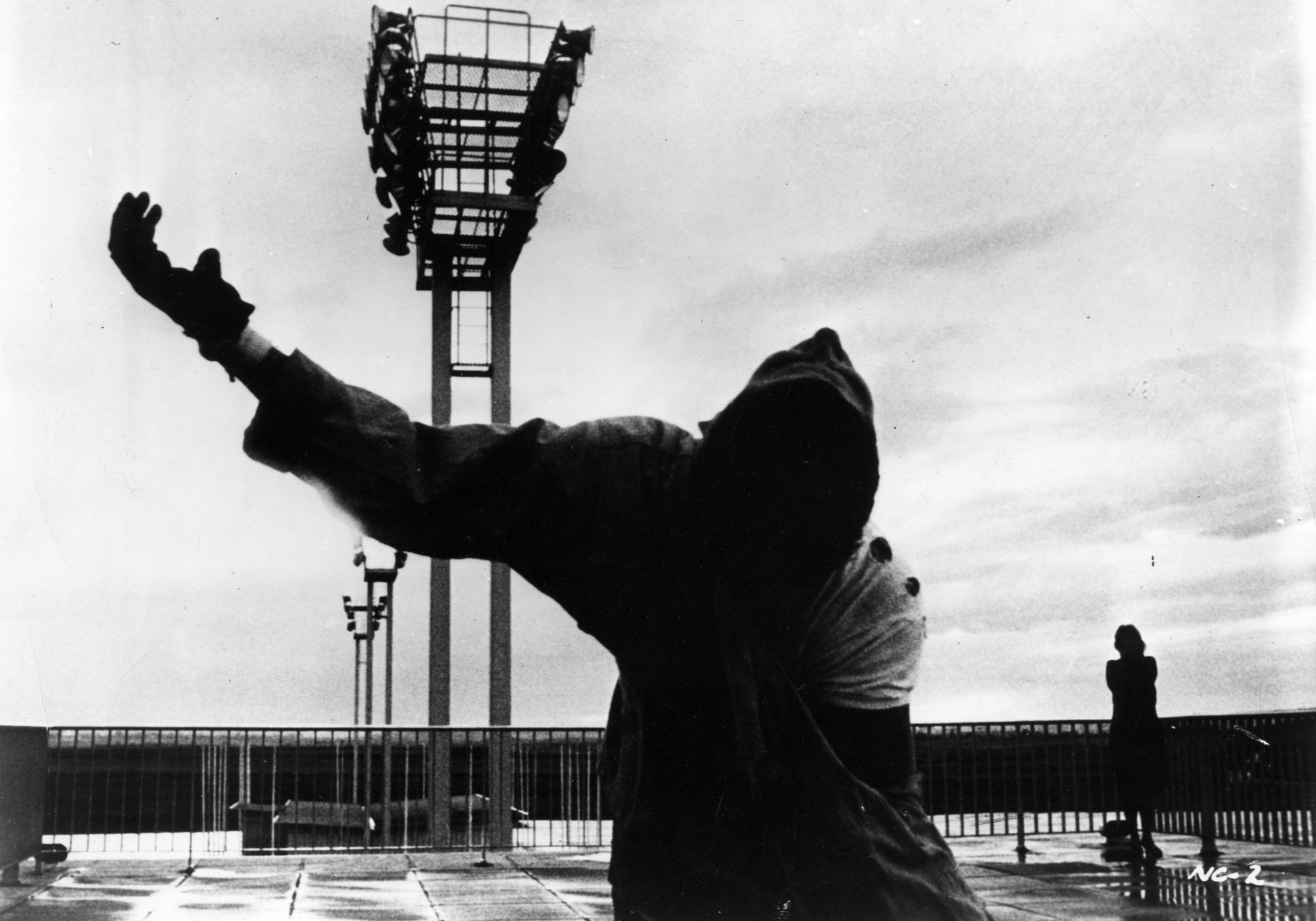 La Jetée. 1962. France. Directed and written by Chris Marker