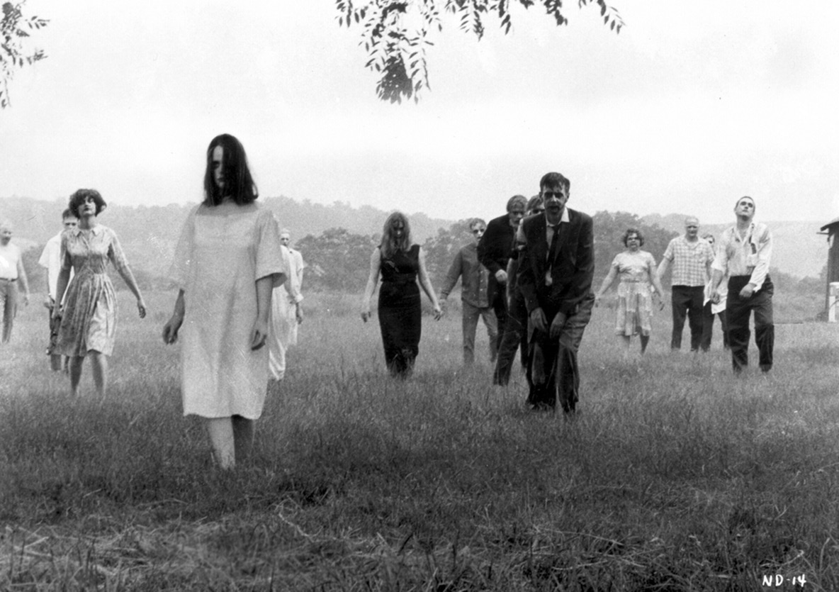 *Night of the Living Dead.* 1968. USA. Directed by George Romero