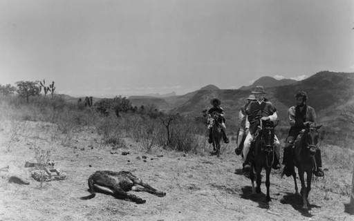 The Treasure of the Sierra Madre. 1948. USA. Directed by John Huston
