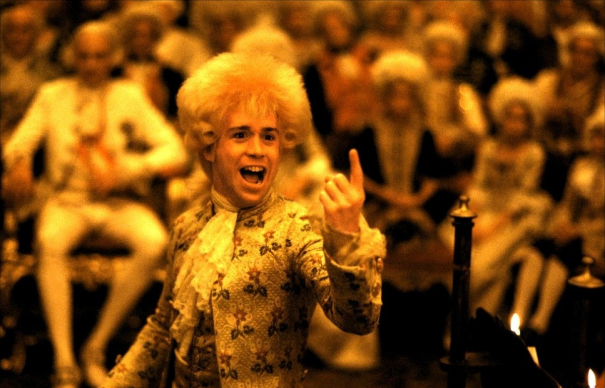 Amadeus. 1984. USA. Directed by Milos Forman