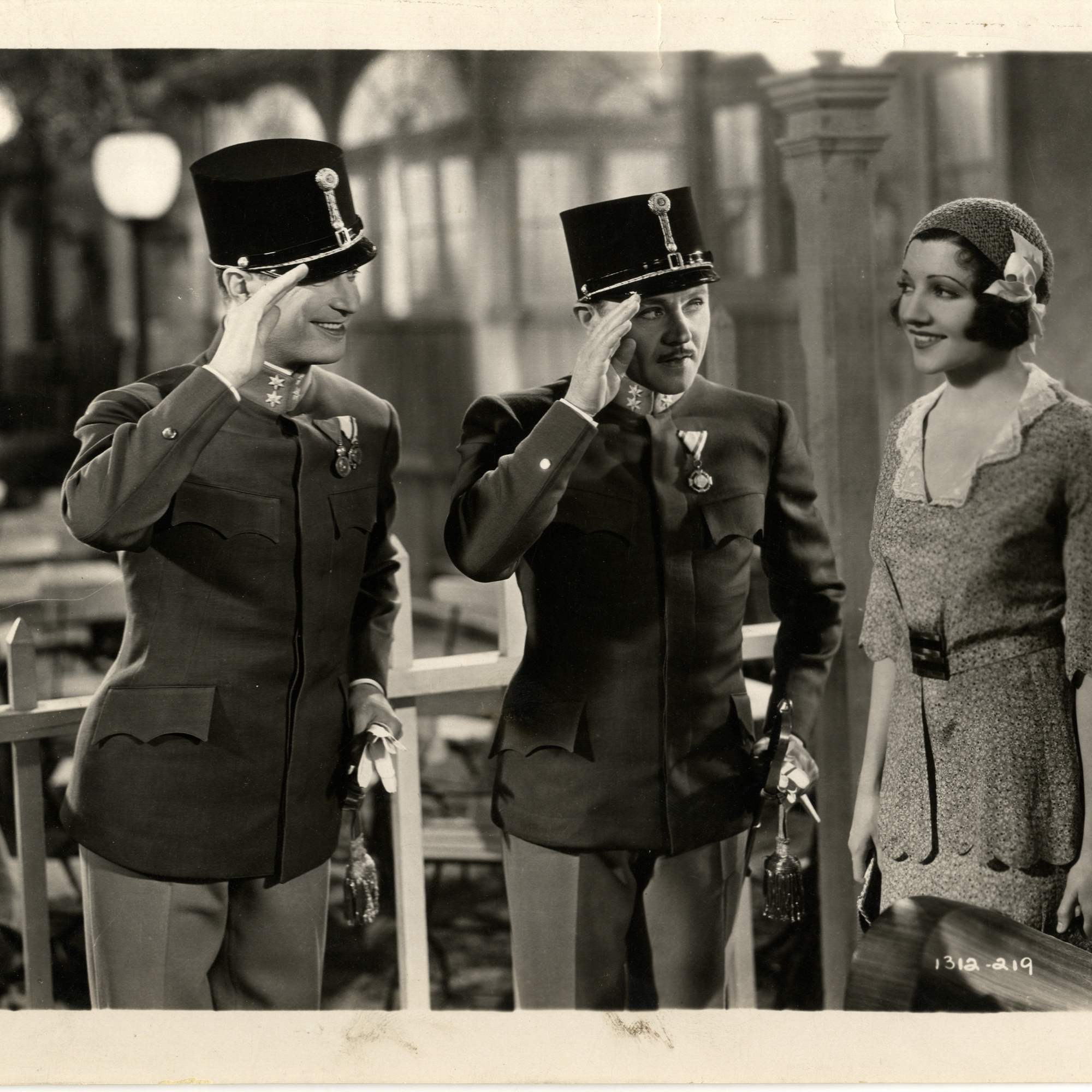 The Smiling Lieutenant. 1931. USA. Directed by Ernst Lubitsch