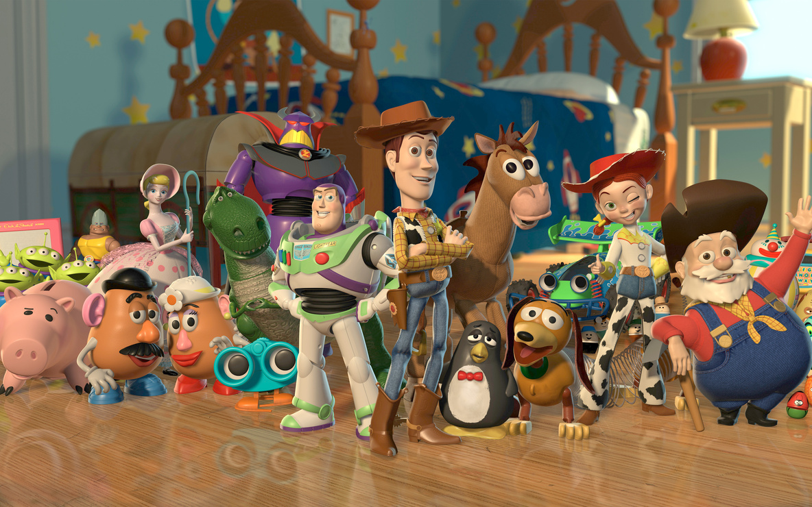 *Toy Story 2.* 1999. USA. Directed by John Lasseter