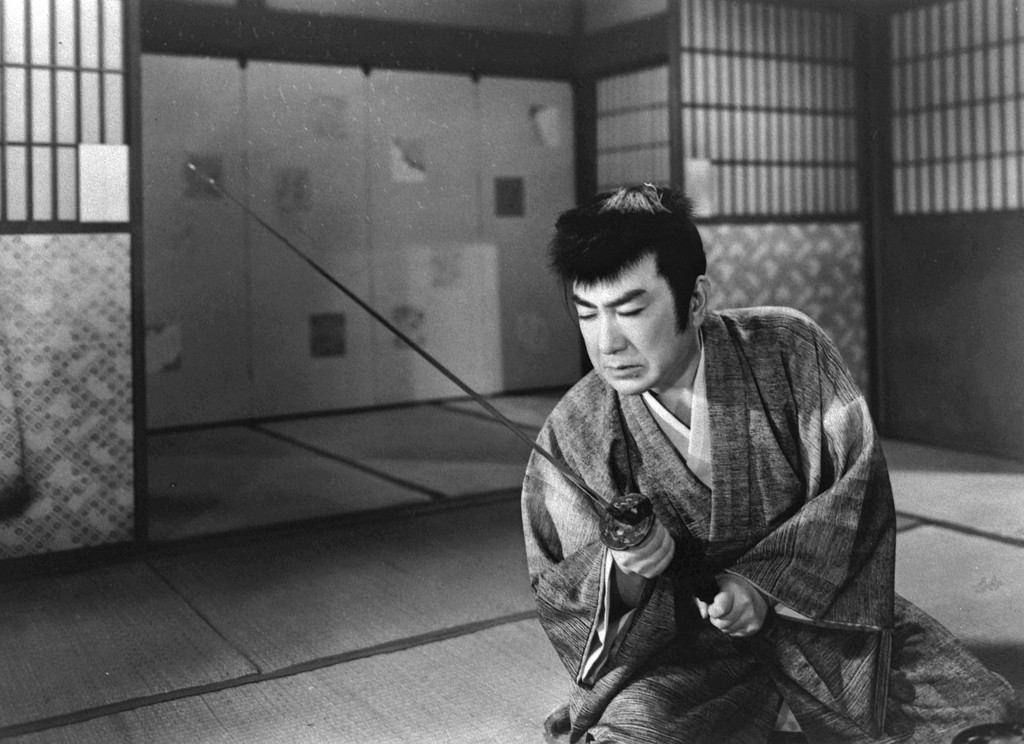 *Daibosatsu toge: Dainibu (Swords in the Moonlight Part 2).* 1958. Japan. Directed by Tomu Uchida. © Toei Company, Ltd.