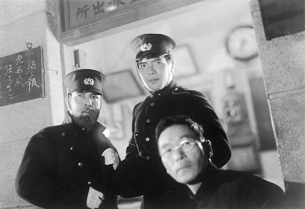 *Keisatsukan (Police Officer).* 1933. Japan. Directed by Tomu Uchida. Courtesy National Film Center, Tokyo