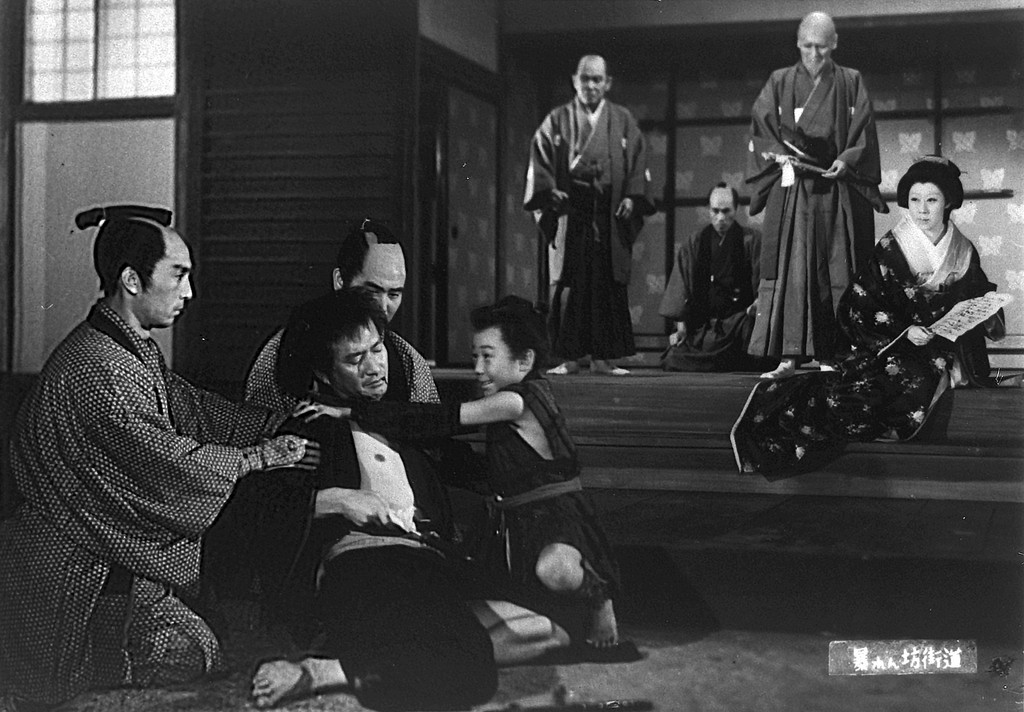 *Abarenbo kaido (The Horse Boy).* 1957. Japan. Directed by Tomu Uchida. © Toei Company, Ltd.
