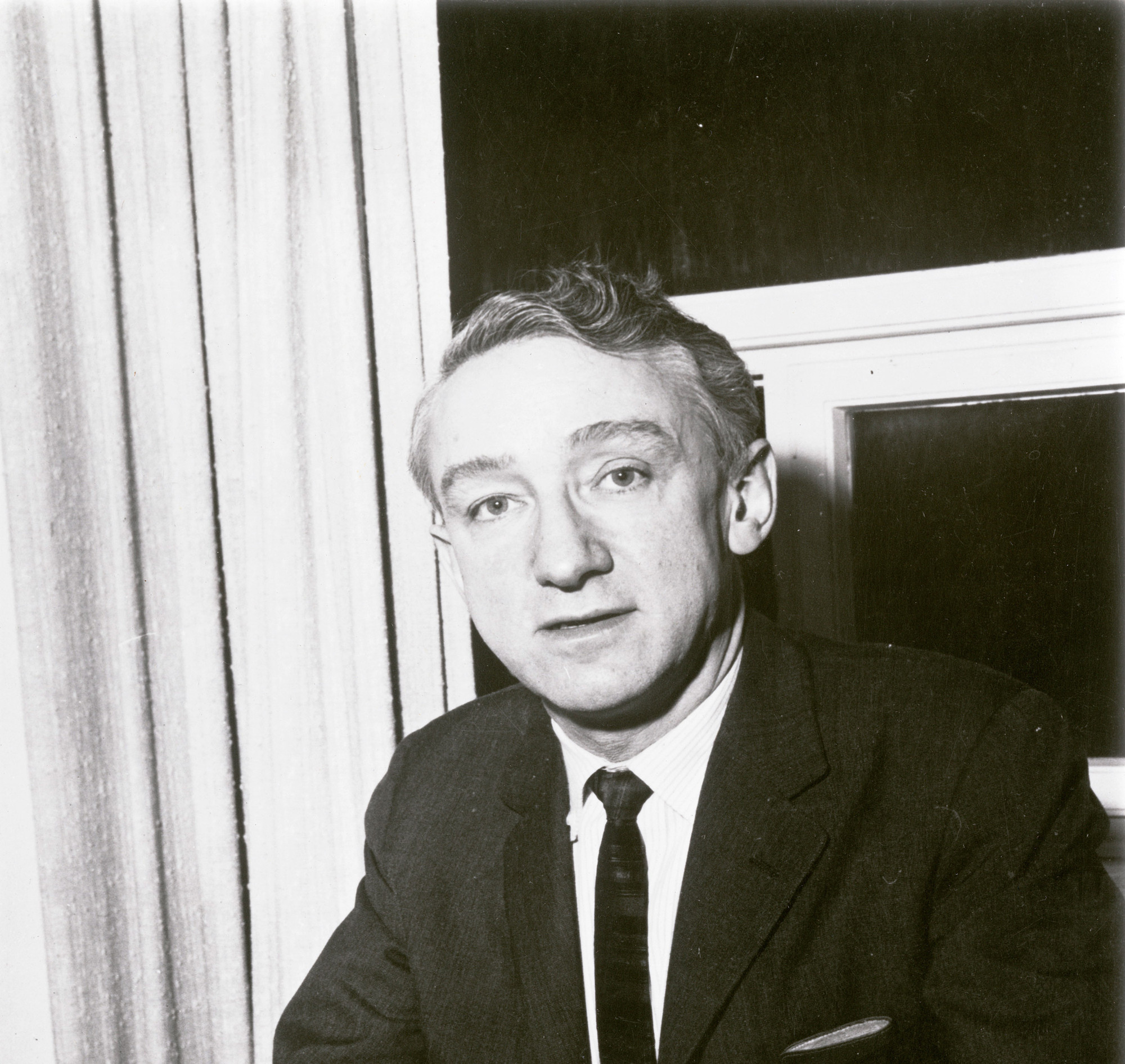 William C. Seitz, May 1964
