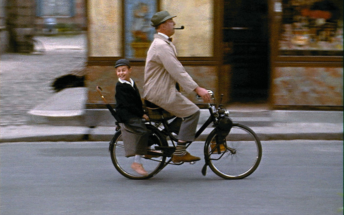 *Mon Oncle.* 1958. France. Directed by Jacques Tati