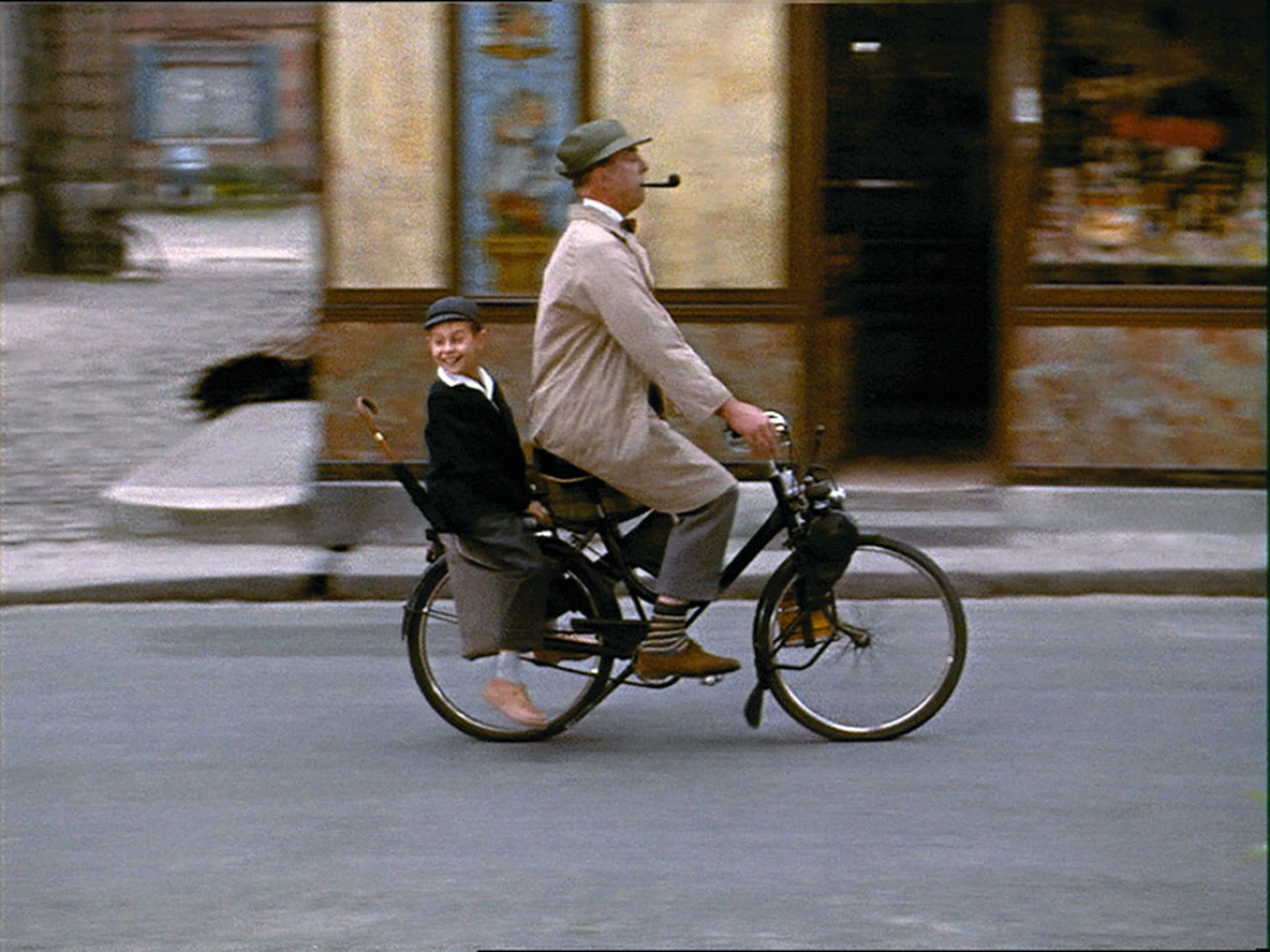 Mon Oncle. 1958. France. Directed by Jacques Tati