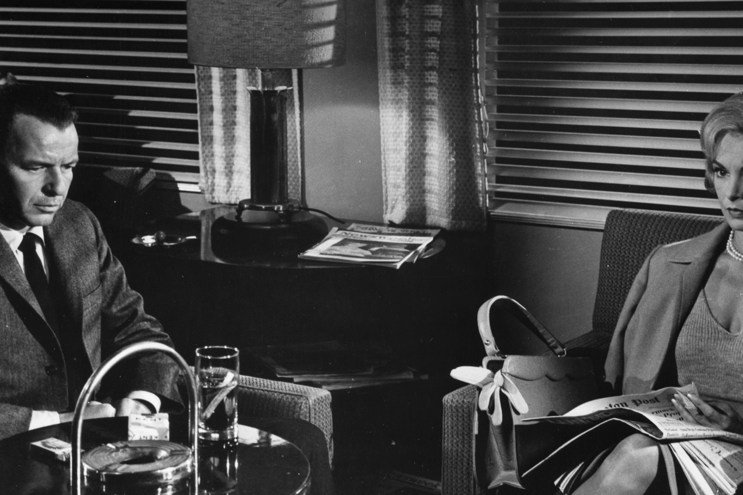 The Manchurian Candidate. 1962. USA. Directed by John Frankenheimer