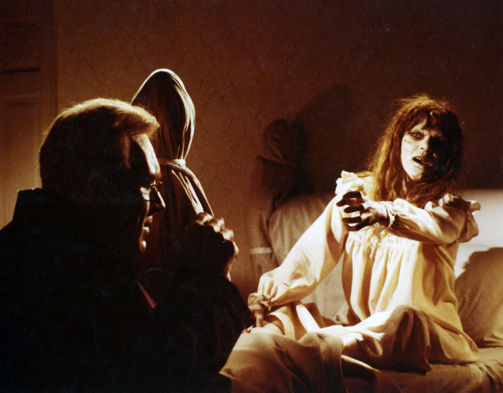 *The Exorcist.* 1973. USA. Directed by William Friedkin. Image courtesy of Photofest