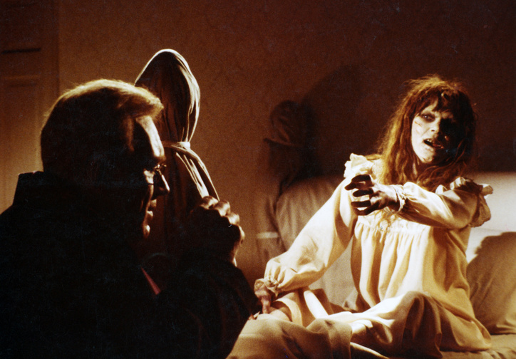 The Exorcist. 1973. USA. Directed by William Friedkin. Image courtesy of Photofest