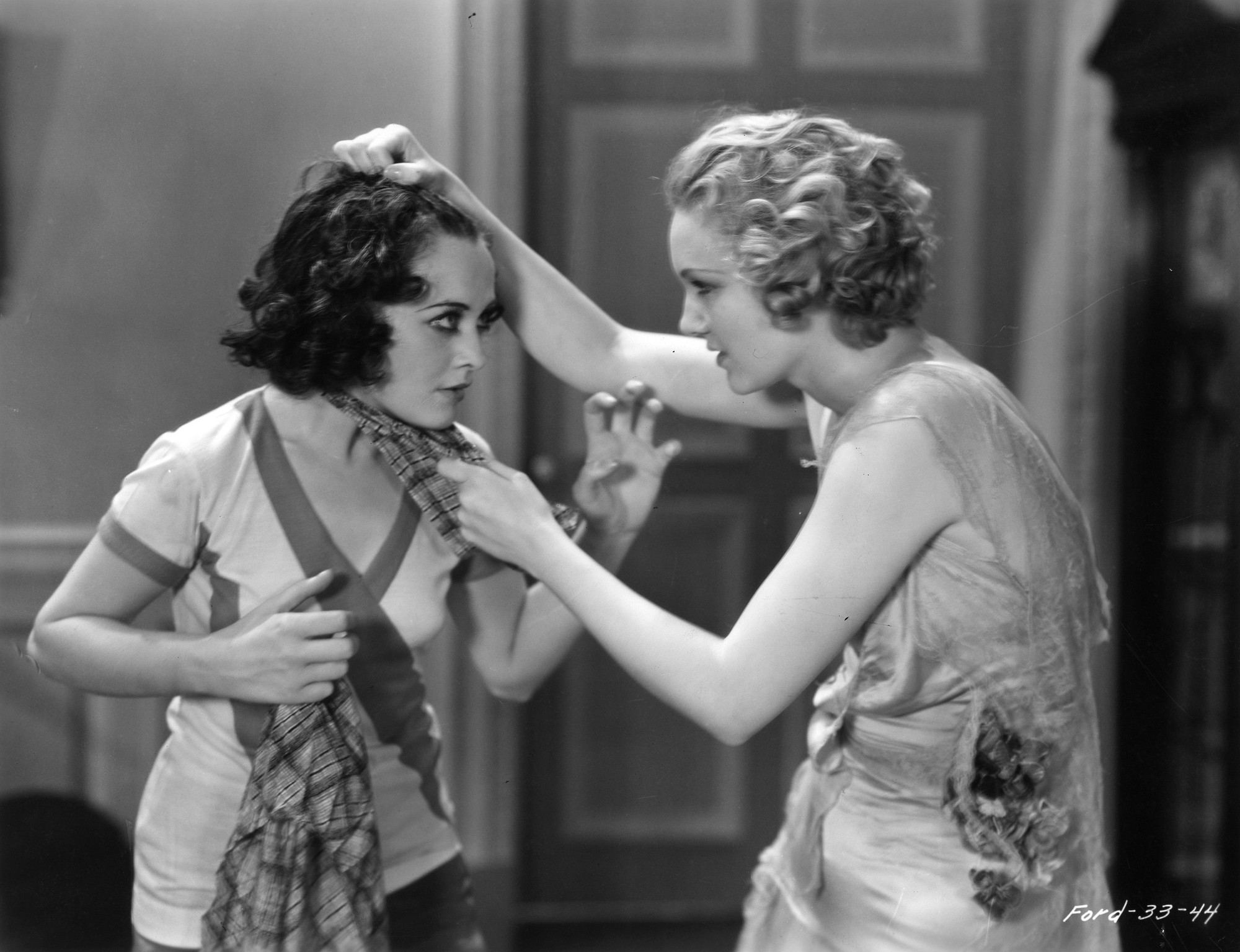 The Brat. 1931. USA. Directed by John Ford. Courtesy Twentieth Century Fox