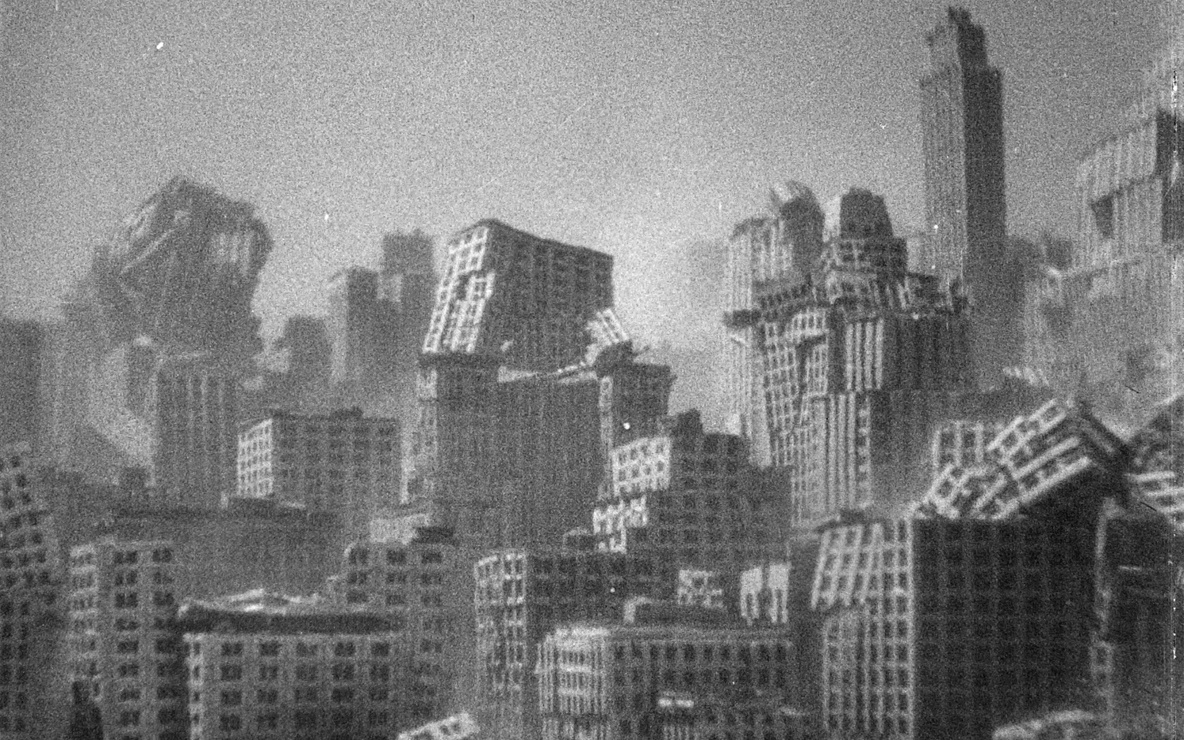 *Deluge*. 1933. USA. Directed by Felix E. Feist. Courtesy Lobster Films / Kino Lorber